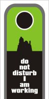 do not disturb by propagate