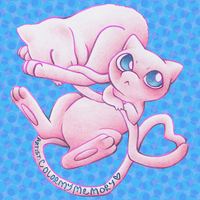 Mew Mews by colormymemory