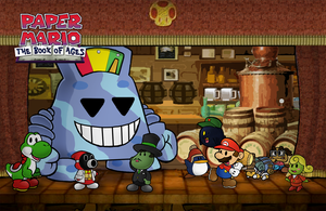 Paper Mario: BoA Chapter 2 by ChetRippo