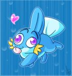 OMG MUDKIP by vaporotem
