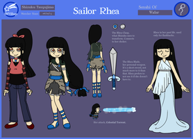 SMV - Sailor Rhea (UPDATED 10-8-14) by riribelle