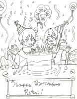 Happy B-day Kikai by Tammy-Spirit