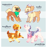 loopie and koamii collab auction! by RRRAI