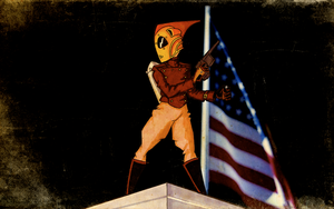 It's The Rocketeer! by brothersdude