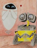Wall-E Old Version by KarToon12