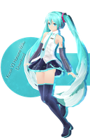 Koron V3 Hatsune Miku Download by KigiminLen