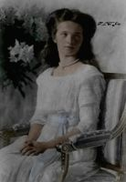 Grand Duchess Olga in 1910 by Linnea-Rose