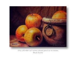 Still Life 001 by bleuie