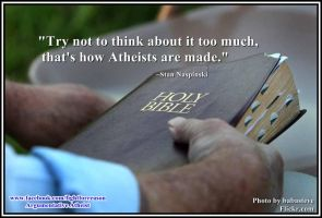 Bible Study... by AAtheist