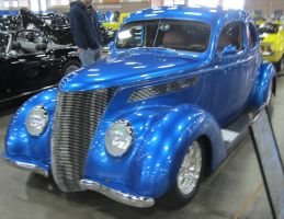 37 Ford coupe by zypherion