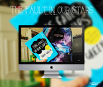 The Fault In Our Stars {Wallpaper} by Julieta7599