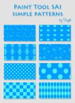 Simple patterns for SAI by Sayuki-hime
