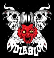 Diablo by HorrorRudey