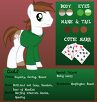 CoolJ Character Sheet by Avastindy