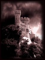 Dracula's Castle by vanyh