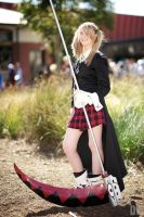 Soul Eater - Happy Maka by ScaityVengeance