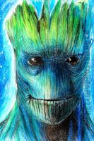 Groot by darkraisdream1234