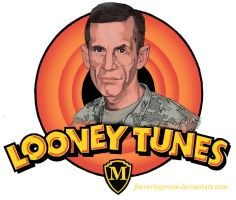 looney tunes McChrystal copy by jbeverlygreene