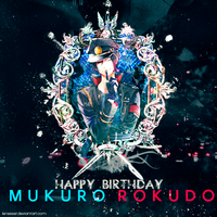 Happy Birthday Mukuro by Lenesset