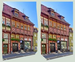 Quedlinburg HDR 3D by zour