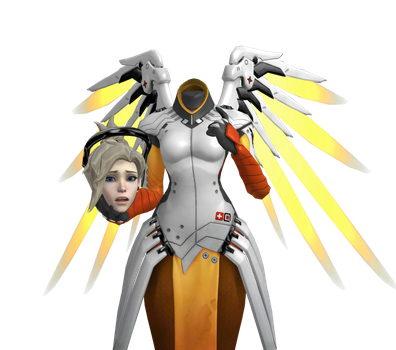 Mercy by SpaceDemonFez