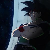 Dragon Ball Multiverse: Bardock by AR-UA