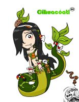 Rosemary Cihuacoatl by ah-puch-zegno