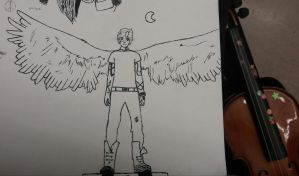 Guardian Angel by horan-potter98