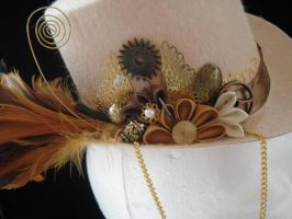 Mini Hats - SPH3 - Detail by thedrunkenprincess