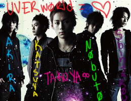 UVERworld LAHV by AyuriIcicle