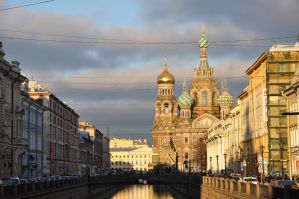 St. Petersburg - my love by Anny78