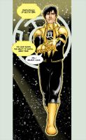 sinestro corps by onetwopunch