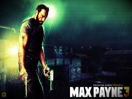 Max Payne 3 - Wallpaper by SottoPK