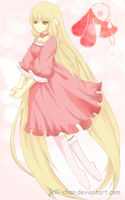 Chobits:Someone just for me by jelli-chan