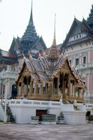 Asian Temple I by cheesyflips-stock