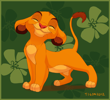 Simba Simba by tigon