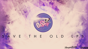Littlest Pet Shop Save the old LPS (wallpaper2) by shaynelleLPS
