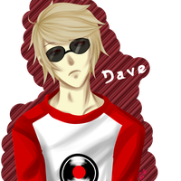 Homestuck - Dave Strider by RuiHiroki