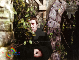 Doctor Who: The Time Meddler (Colourised) by JMWColourDesign