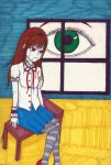 i can see you by Nanami-chan28