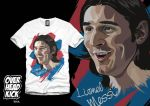 Lionel Messi by artcoholicz