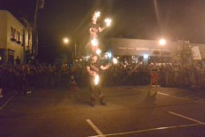 Ignite the Night Fire/Food Fest,Flamin Shoulders by Miss-Tbones