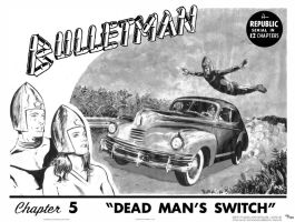 Bulletman FCA Cover by RobertHack