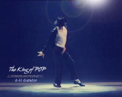 The King of POP by Maxresh