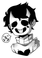Zacharie by emptygh0st