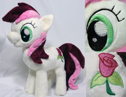Roseluck Plush by Cryptic-Enigma