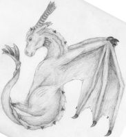 Dragon by Roseyred-1