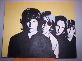 The Doors by spinlikeadream