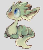 dragon puppy by ovopack
