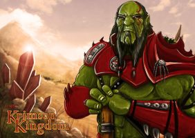 Orc by JoeHoldsworth